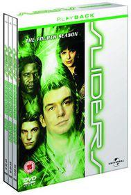 Sliders - Season 4 - (Import DVD)