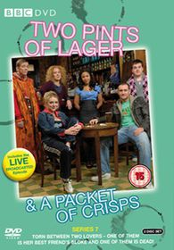 Two Pints Of Lager Series 7 - (Import DVD)