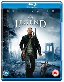 I Am Legend (Premium Collection) (Blu-ray)