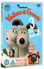 Wallace And Gromit - 3 Cracking Adventures - (Import DVD)