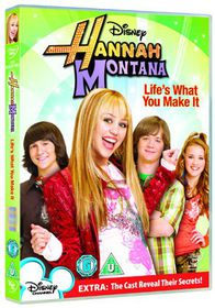 Hannah Montana: Life's What You Make It - (Import DVD)