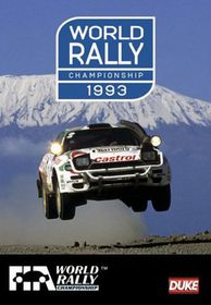 World Rally Review 1993 - (Import DVD)