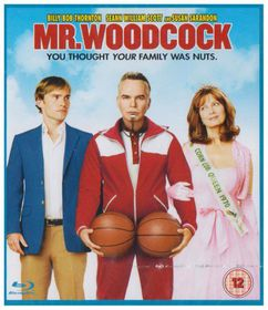 Mr. Woodcock - (Import Blu-ray Disc)