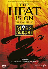 Heat Is On-Making of Miss Saigon - (Import DVD)