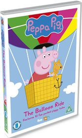 Peppa Pig: The Balloon Ride (DVD)