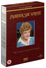 Murder She Wrote-Series 8 - (parallel import)