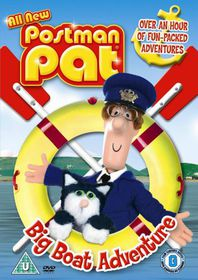 Postman Pat - Big Boat Adventure - (Import DVD)