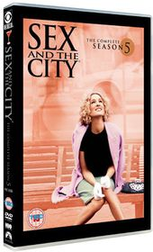 Sex and the City - Series 5 - (Import DVD)