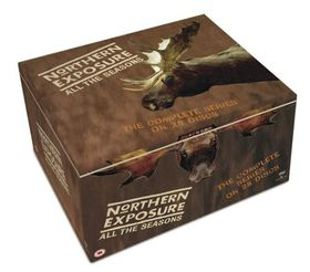 Northern Exposure: The Complete Series (28 Discs) - (DVD)