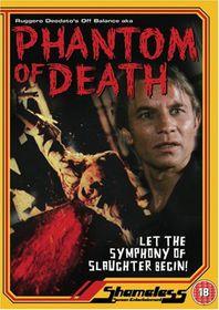 Phantom of Death - (Australian Import DVD)