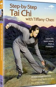 Step By Step Tai Chi With Tiffany Chen - (Import DVD)