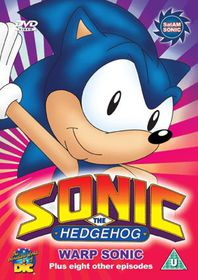 Sonic the Hedgehog: Warp Sonic and 8 Other Episodes - (Import DVD)