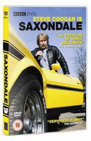 Saxondale-Series 1 - (Import DVD)