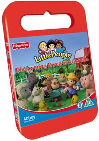 Little People - Discovering Music and Animals ( - (Import DVD)