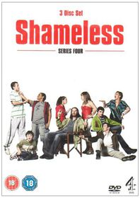 Shameless - Series 4 - (Import DVD)