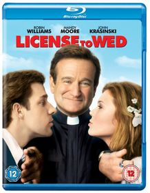License To Wed - (Import Blu-ray Disc)