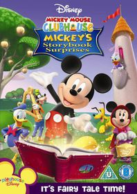 Mickey Mouse Clubhouse - Storybook Surprises - (Import DVD)