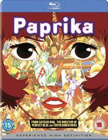 Paprika - (Import Blu-ray Disc)