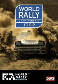 World Rally Review 1992 - (Import DVD)