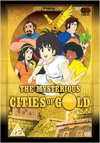 The Mysterious Cities of Gold: Series 1 - (Import DVD)