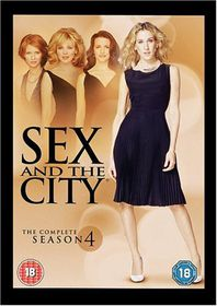 Sex and the City: Series 4 - (Import DVD)