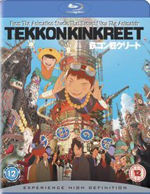 Tekkonkinkreet - (Import Blu-ray Disc)