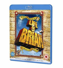 Life Of Brian - (Import Blu-ray Disc)