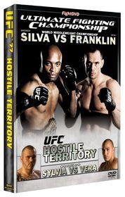 UFC 77-Hostile Territory - (Import DVD)
