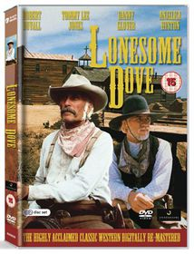 Lonesome Dove Remastered - (Import DVD)