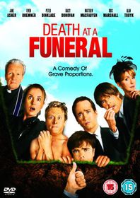 Death At A Funeral - (Import DVD)