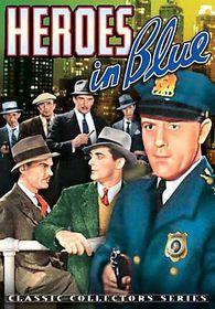 Heroes in Blue - (Region 1 Import DVD)