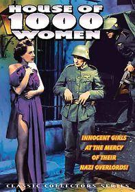 House of 1000 Women - (Region 1 Import DVD)