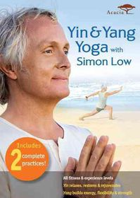 Yin & Yang Yoga with Simon Low - (Region 1 Import DVD)