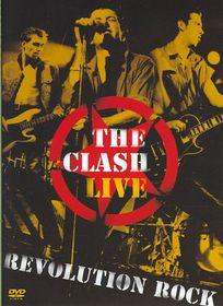 Clash Live:Revolution Rock - (Region 1 Import DVD)