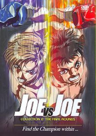Joe Vs Joe (Round 4-6) - (Region 1 Import DVD)