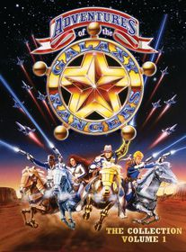 Adventures of the Galaxy Rangers Vol 1 - (Region 1 Import DVD)