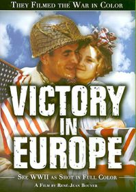 They Filmed the War in Color:Victory - (Region 1 Import DVD)