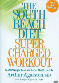 South Beach Diet Super Charged Workou - (Region 1 Import DVD)