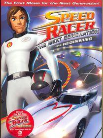 Speed Racer the Next Generation:Begin - (Region 1 Import DVD)