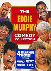 Eddie Murphy Comedy Collection - (Region 1 Import DVD)