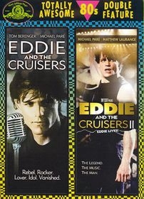 Eddie and the Cruisers/Eddie and the - (Region 1 Import DVD)