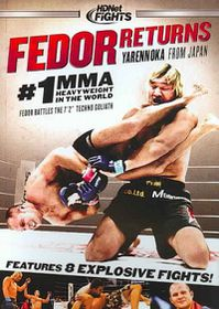 Hdnet Fights:Fedor Returns - (Region 1 Import DVD)