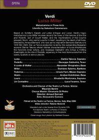 Verd:Luisa Miller - (Region 1 Import DVD)