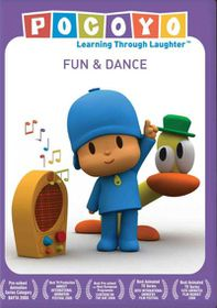 Fun & Dance with Pocoyo - (Region 1 Import DVD)