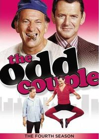 Odd Couple:Fourth Season - (Region 1 Import DVD)
