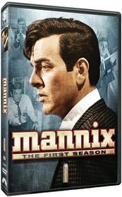 Mannix:First Season - (Region 1 Import DVD)