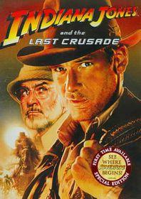 Indiana Jones and Last Crusade Se - (Region 1 Import DVD)