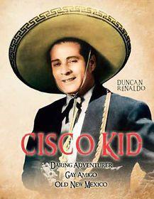 Cisco Kid:Western Triple Feature - (Region 1 Import DVD)