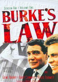 Burke's Law:Season 1 - (Region 1 Import DVD)