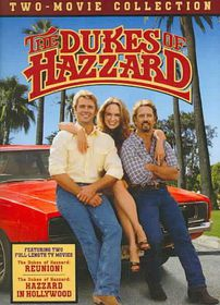 Dukes of Hazzard TV Double Feature - (Region 1 Import DVD)